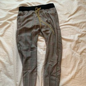 RARE forever 21 plaid pants